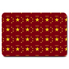 Chinese New Year Pattern Large Doormat