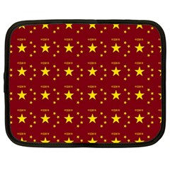 Chinese New Year Pattern Netbook Case (Large)