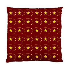 Chinese New Year Pattern Standard Cushion Case (one Side) by dflcprints