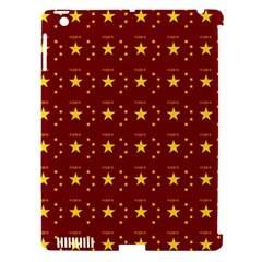 Chinese New Year Pattern Apple iPad 3/4 Hardshell Case (Compatible with Smart Cover)