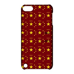Chinese New Year Pattern Apple iPod Touch 5 Hardshell Case with Stand
