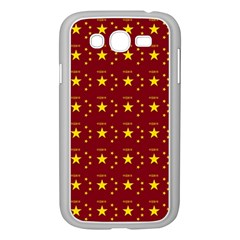 Chinese New Year Pattern Samsung Galaxy Grand DUOS I9082 Case (White)