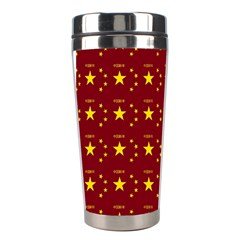 Chinese New Year Pattern Stainless Steel Travel Tumblers