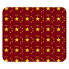 Chinese New Year Pattern Double Sided Flano Blanket (Small)