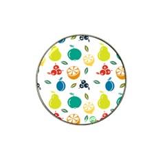 Fruit Lime Hat Clip Ball Marker by Jojostore