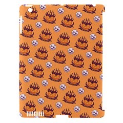 Helloween Moon Mad King Thorn Pattern Apple Ipad 3/4 Hardshell Case (compatible With Smart Cover) by Jojostore