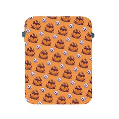 Helloween Moon Mad King Thorn Pattern Apple Ipad 2/3/4 Protective Soft Cases by Jojostore