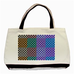 Alphabet Number Basic Tote Bag (two Sides) by Jojostore