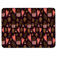 Bread Chocolate Candy Samsung Galaxy Tab 7  P1000 Flip Case