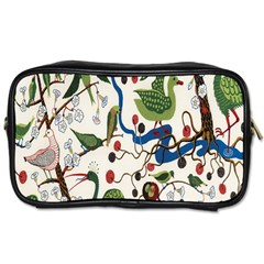 Bird Green Swan Toiletries Bags by Jojostore