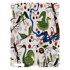Bird Green Swan Apple Ipad 3/4 Hardshell Case by Jojostore
