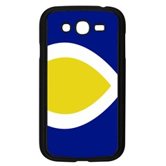 Flag Blue Yellow White Samsung Galaxy Grand Duos I9082 Case (black) by Jojostore