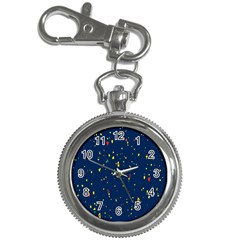 Christmas Sky Happy Key Chain Watches