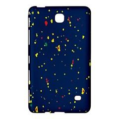 Christmas Sky Happy Samsung Galaxy Tab 4 (8 ) Hardshell Case  by Jojostore