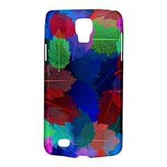 Floral Flower Rainbow Color Galaxy S4 Active by Jojostore
