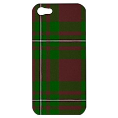 Cardney Tartan Fabric Colour Green Apple Iphone 5 Hardshell Case by Jojostore