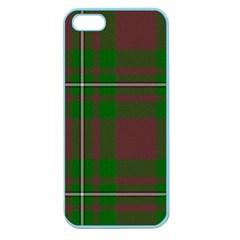 Cardney Tartan Fabric Colour Green Apple Seamless Iphone 5 Case (color) by Jojostore
