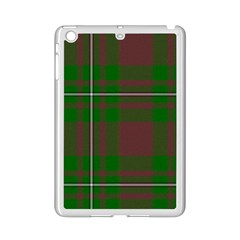 Cardney Tartan Fabric Colour Green Ipad Mini 2 Enamel Coated Cases by Jojostore
