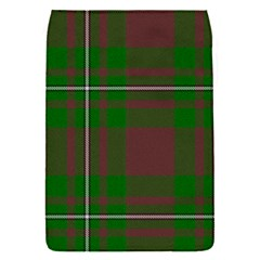Cardney Tartan Fabric Colour Green Flap Covers (s)  by Jojostore