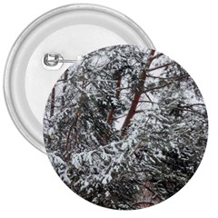 Winter Fall Trees 3  Buttons by ansteybeta