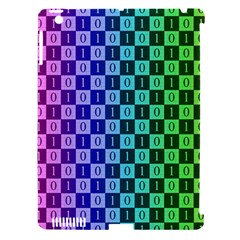 Checker Number One Apple Ipad 3/4 Hardshell Case (compatible With Smart Cover) by Jojostore