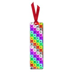 Mapping Grid Number Color Small Book Marks by Jojostore