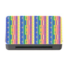 Psychedelic Carpet Memory Card Reader With Cf by Jojostore