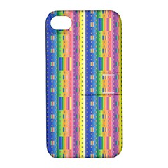 Psychedelic Carpet Apple Iphone 4/4s Hardshell Case With Stand by Jojostore