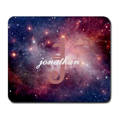 Galaxy Star Large Mouse Pad (rectangle)