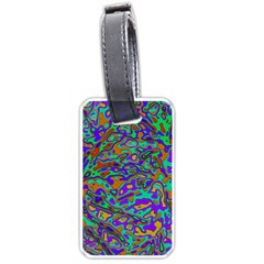 We Need More Colors 35a Luggage Tags (Two Sides)