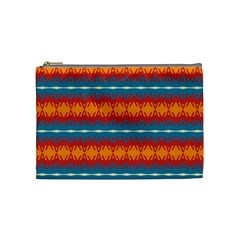 Shapes Rows                                                          Cosmetic Bag by LalyLauraFLM
