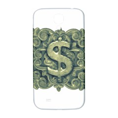 Money Symbol Ornament Samsung Galaxy S4 I9500/i9505  Hardshell Back Case by dflcprints