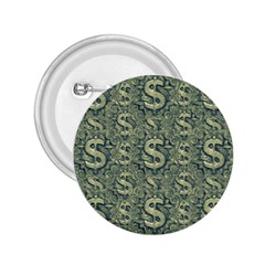 Money Symbol Ornament 2 25  Buttons