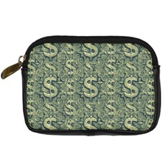 Money Symbol Ornament Digital Camera Cases