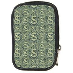 Money Symbol Ornament Compact Camera Cases