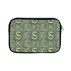 Money Symbol Ornament Apple Ipad Mini Zipper Cases