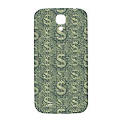 Money Symbol Ornament Samsung Galaxy S4 I9500/i9505  Hardshell Back Case