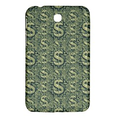 Money Symbol Ornament Samsung Galaxy Tab 3 (7 ) P3200 Hardshell Case