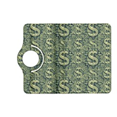Money Symbol Ornament Kindle Fire Hd (2013) Flip 360 Case