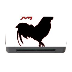Year Of The Rooster   Chinese New Year Memory Card Reader With Cf by Valentinaart