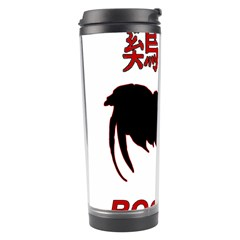 Year Of The Rooster   Chinese New Year Travel Tumbler by Valentinaart