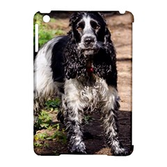 Black Roan English Cocker Spaniel Apple iPad Mini Hardshell Case (Compatible with Smart Cover) by TailWags