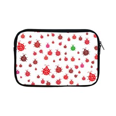 Beetle Animals Red Green Fly Apple Ipad Mini Zipper Cases by Amaryn4rt