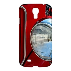 Antique Car Auto Roadster Old Samsung Galaxy S4 I9500/i9505 Hardshell Case by Amaryn4rt