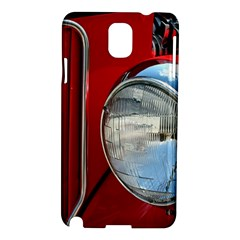 Antique Car Auto Roadster Old Samsung Galaxy Note 3 N9005 Hardshell Case by Amaryn4rt