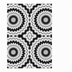 Pattern Tile Seamless Design Small Garden Flag (two Sides) by Amaryn4rt