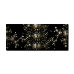 Fractal Math Geometry Backdrop Cosmetic Storage Cases by Amaryn4rt