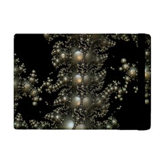 Fractal Math Geometry Backdrop Apple Ipad Mini Flip Case by Amaryn4rt