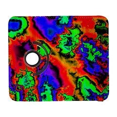 Hot Fractal Statement Galaxy S3 (flip/folio) by Fractalworld