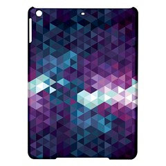 Geo Thunderstorm Ipad Air Hardshell Cases by electrogiraffe